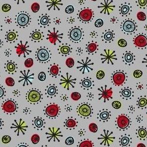 Robot Atoms (Gray)