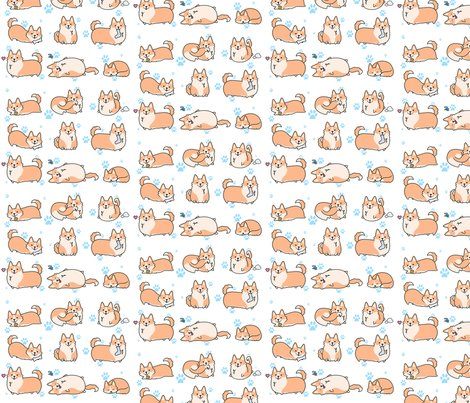 Rilovecorgis_spoonflower_shop_preview