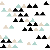 Mountains - Mint