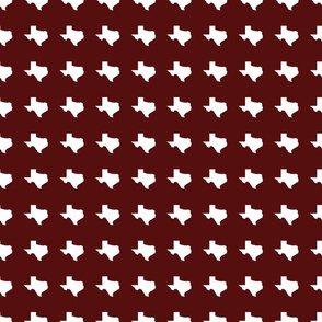 Texas A&M School Color Print