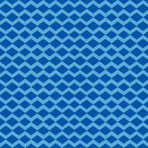 basketweave ocean blues