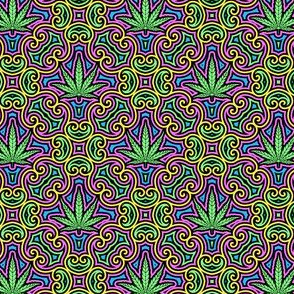 Sweet Leaf 2 Color- Small