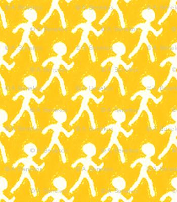 Walk - Yellow