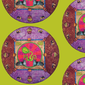 Maneater Mandala