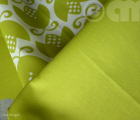 Lacewing Linen Yellow