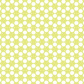 Hint-of-lime Hexies