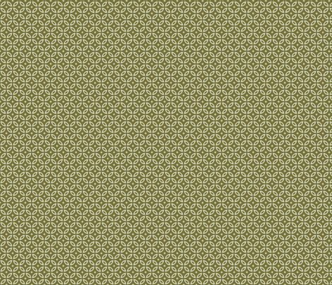 Milano olive fabric by arboreal on Spoonflower - custom fabric