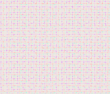 Watercolor Checks fabric by arwenartanddesign on Spoonflower - custom fabric