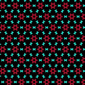 Stars & Crosses