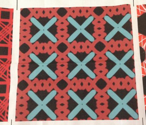 Strawberry Crosses