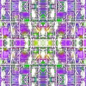 grid purple