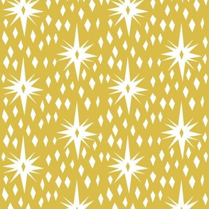 Winter Star - Mustard by Andrea Lauren