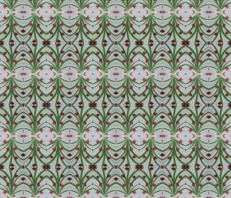 Deep Blush fabric by katdermane on Spoonflower - custom fabric