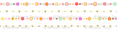 Colorful Dainty Flowers
