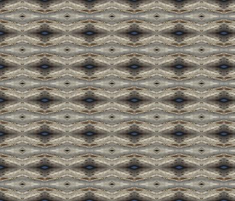 Elusive Wood Spirits (Ref. 4290) fabric by rhondadesigns on Spoonflower - custom fabric