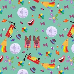 Bing Bong Fabric