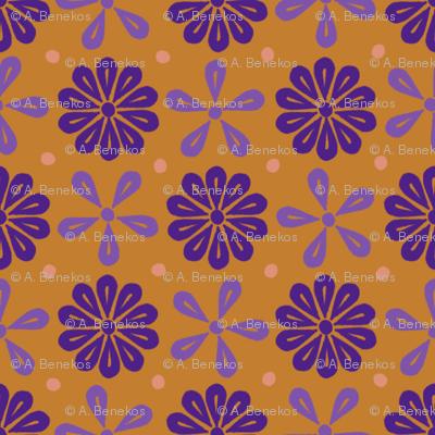 Peoria Rose - Flowers (Golden)