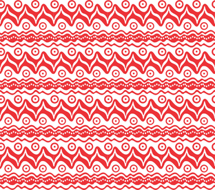 Aibom_red fabric by malolo on Spoonflower - custom fabric