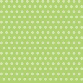 Green Spotty