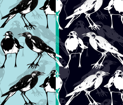 Peewee fabric by wildhomedesigns on Spoonflower - custom fabric
