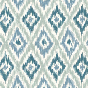 Diamond Ikat