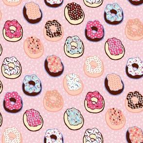 Confetti Donuts - pink