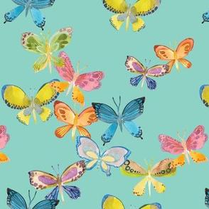 Spring Flutterbys