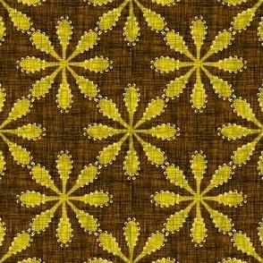 Sundew - gold