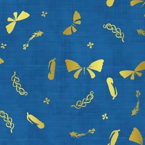 Doux papillons nuit