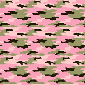 New Pink Camo