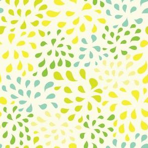 Lemonade splashes