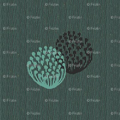 Onion Flowers by Friztin