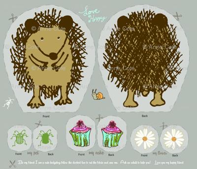 Hedgehog_doll