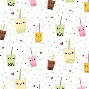Happy Boba Bubble Tea