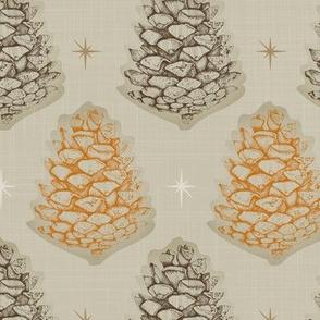 Pine Cone - Vintage