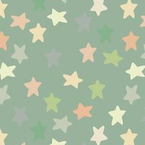 Pistachio stars