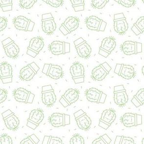 Cactus // Green