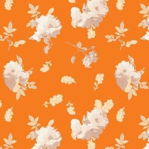 Tangerine Roses