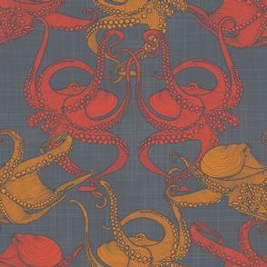 Cephalopod - Octopi smaller