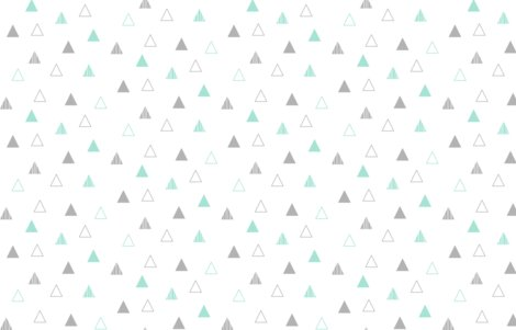 Triangles_-_gray_and_mint_on_white_shop_preview