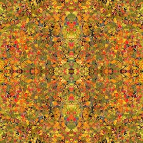 LITTLE CUBES LITTLE SQUARES GEOMETRIC EXPLOSION mordore autumn