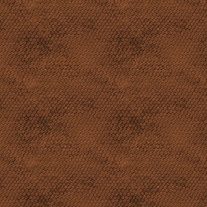 Leather snake skin
