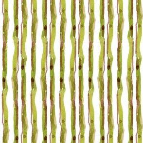 Bartram Leaves Stripe