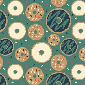 Portland Artisan Doughnuts