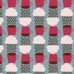 Portland Coffee Rain 2