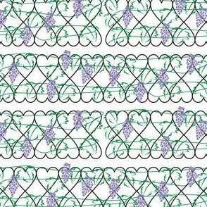 Wedding Grape Vine