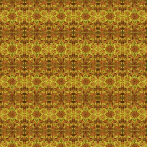 Bees Building Honeycombs fabric by eve_catt_art on Spoonflower - custom fabric