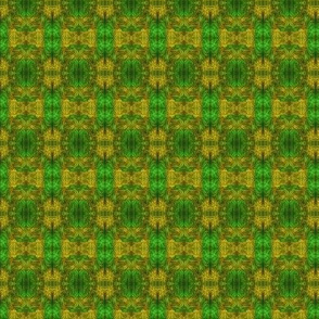 Hay Fields Gold Green