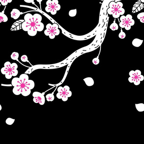 sakura_black (fabric)