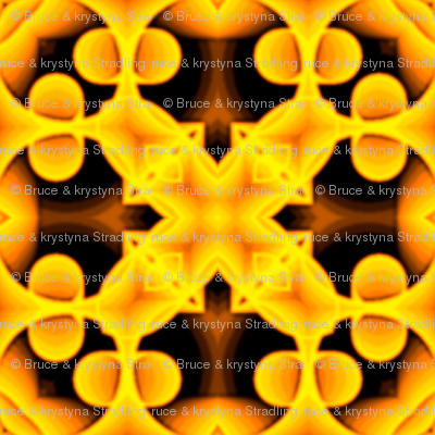 voxel_circles_001v4_yellow-orange